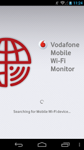 Vodafone Mobile Wi-Fi Monitor - screenshot thumbnail