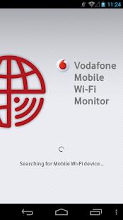 Vodafone Mobile Wi-Fi Monitor- screenshot thumbnail