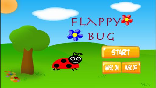 Flappy LadyBug