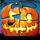 Jigsaw Evil Halloween icon