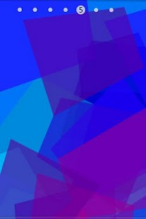 Violet Lucency Live Wallpaper - screenshot thumbnail