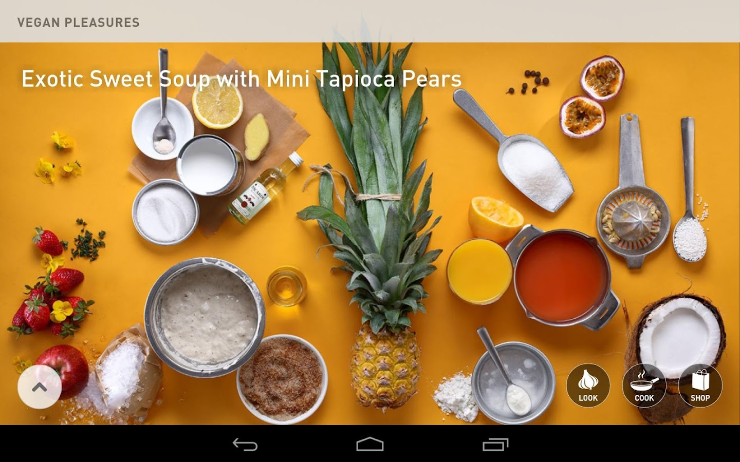 Look & Cook- screenshot