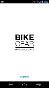 Bikegear Magazine - screenshot thumbnail