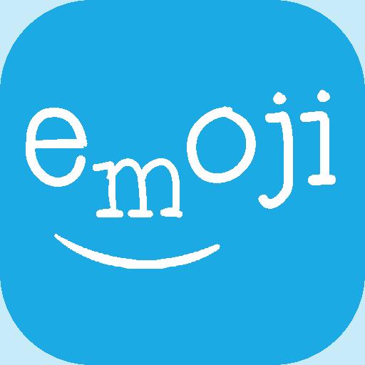 Emoji 顏文字 表情符號 工具 App LOGO-硬是要APP