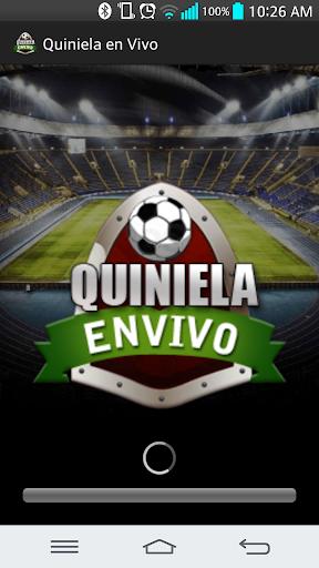 Quiniela en Vivo