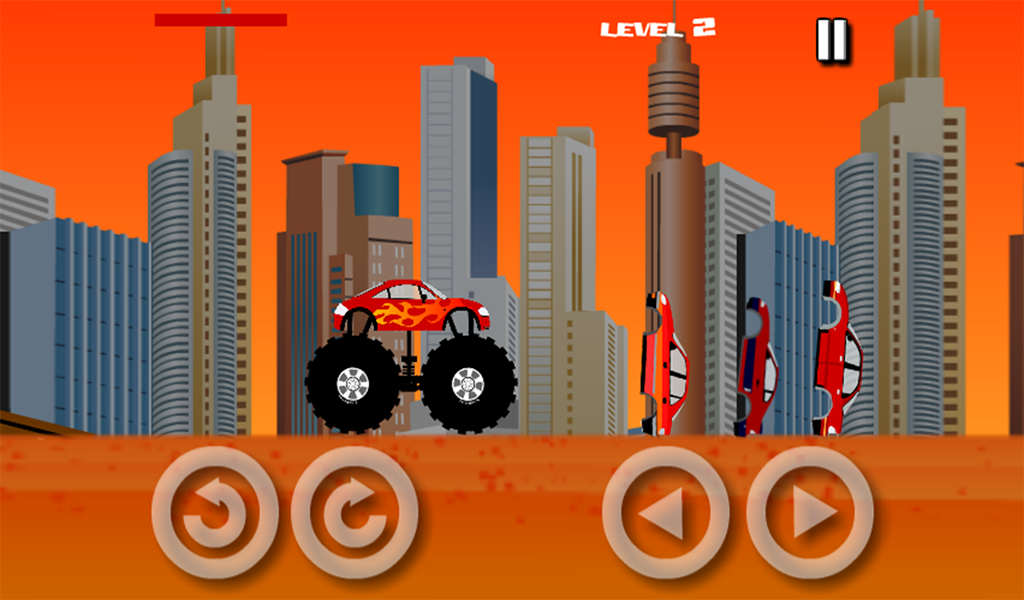 Monster Truck Destroyer - screenshot