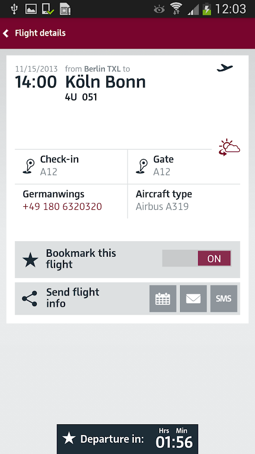 Berlin Airport - screenshot