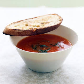 Roasted Vegetable Soup.