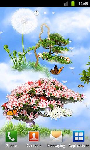 Sky Flowers HD v1.2 APK