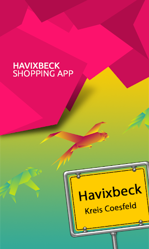 Havixbeck Shopping App