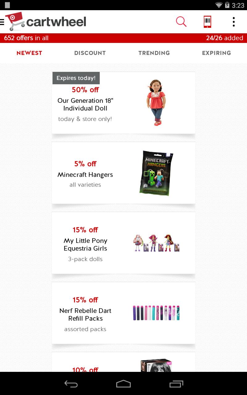 Cartwheel by Target screenshot #8
