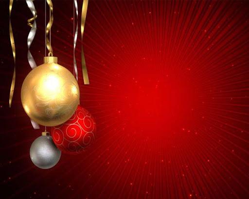 聖誕夢幻動態壁紙