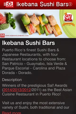 Ikebana Sushi