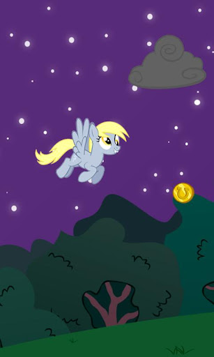 little flying pony