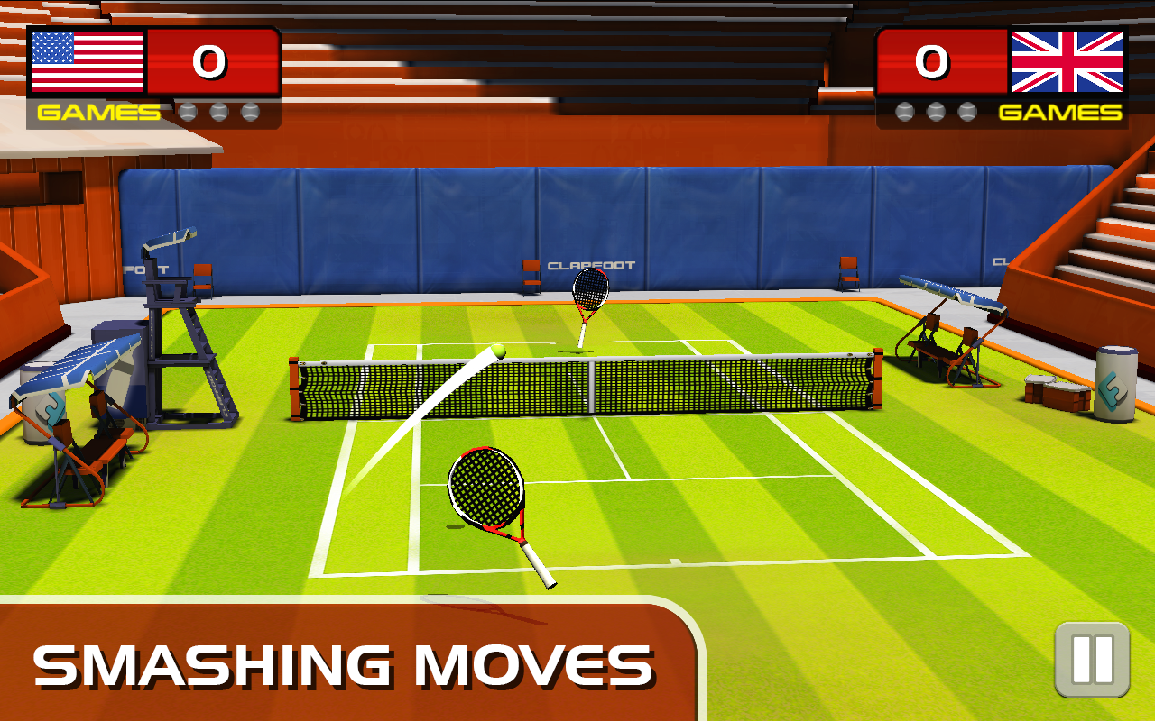 Play Tennis - screenshot