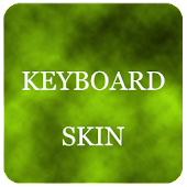 Lime Foggy Keyboard Skin