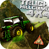Extreme Truck Hill Climb Race