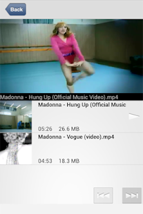 Free Video Downloader HD - screenshot thumbnail