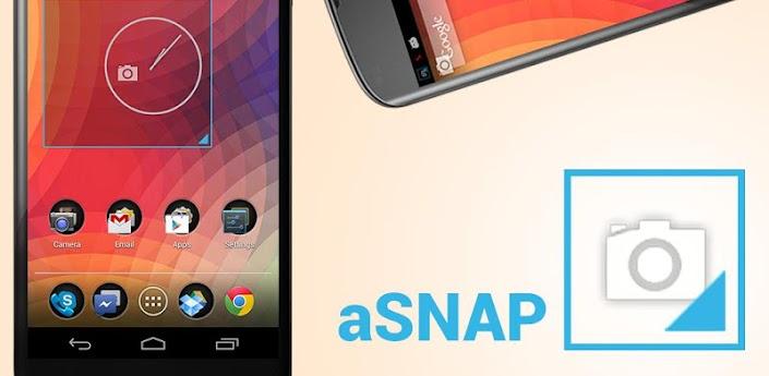aSNAP Pro v1.0.1 [ROOT] Apk Full App