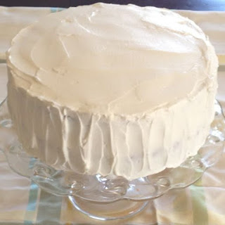 Whipped Cream Frosting.