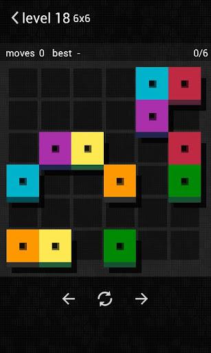 CoCube - Free Flow Game