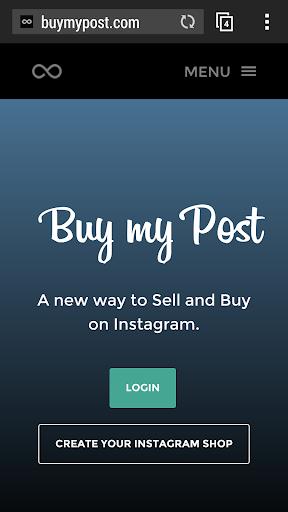 Create a Instagram Shop