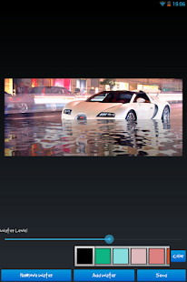 Water Reflection Photo Effect- screenshot thumbnail