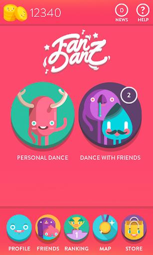 玩免費音樂APP|下載Fandanz a Dance Game app不用錢|硬是要APP