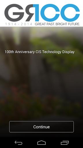 GRCC CIS 100th