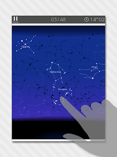 Enjoy L. Constellation Puzzle