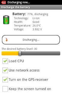 Aura Battery Indicator/Widget - screenshot thumbnail