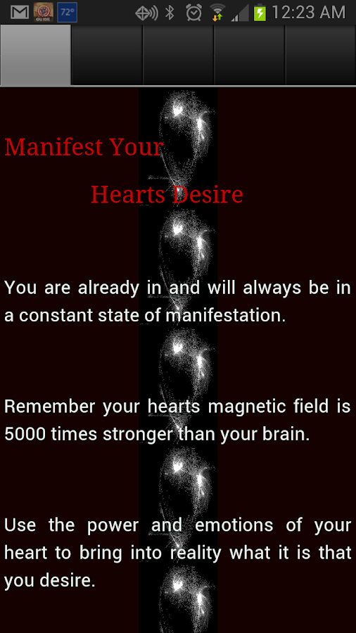 Manifesting Your Hearts Desire - screenshot