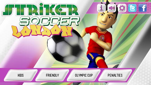 Soccer Hero 2014