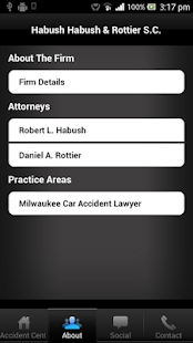 Wisconsin Auto Accident Lawyer- screenshot thumbnail