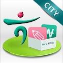 하나N 시티 logo