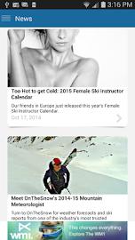 OnTheSnow Ski & Snow Report Screenshot 5