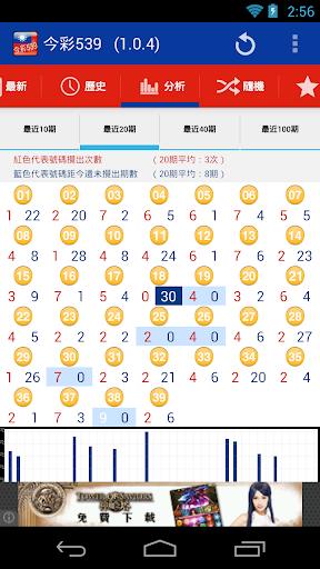 【免費旅遊App】今彩539-APP點子