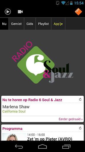 NPO Radio 6 Soul Jazz