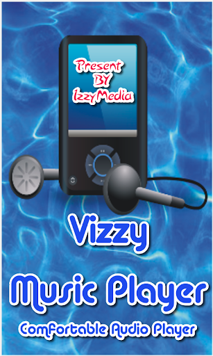Vizzy Music Player