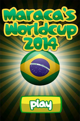Maracas World Cup 2014