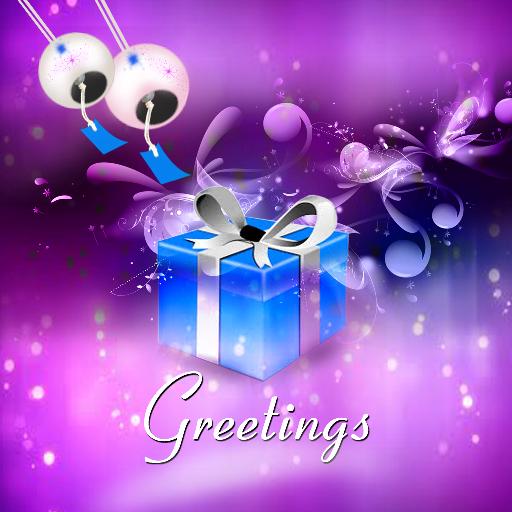 Greeting App LOGO-APP點子
