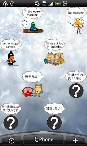【免費漫畫App】Daily Cartoon020 LWP & Clock-APP點子
