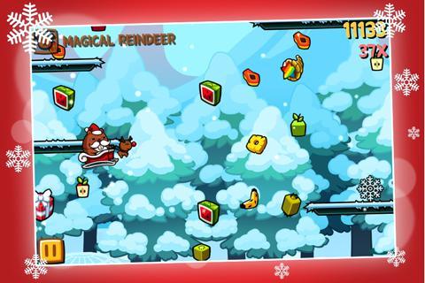 Tappy Run Xmas - Christmas- screenshot