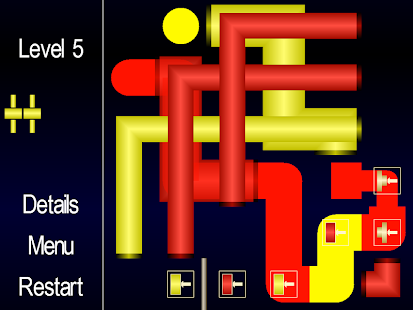 Tubes: Think, Move & Solve- screenshot thumbnail