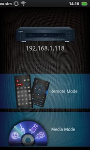 Media Control for OPPO BDP-9x- screenshot thumbnail