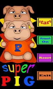 Super-Pig-Free