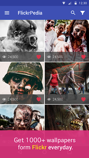 Zombie Flickr Wallpapers