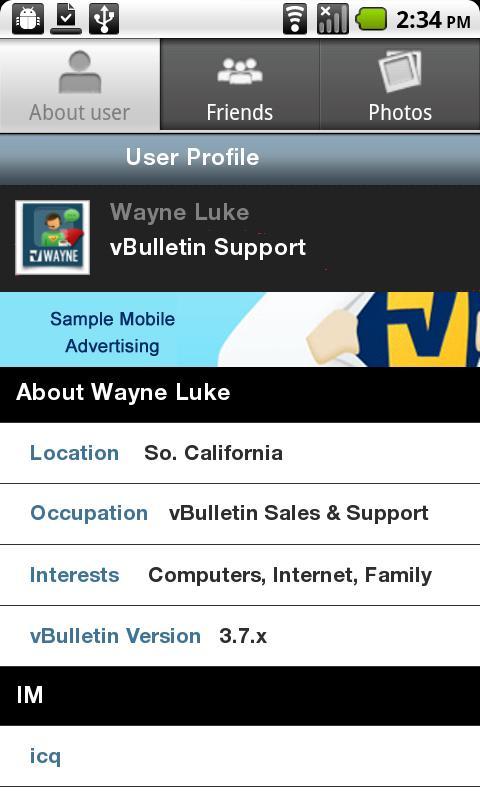 Insubuy Forum- screenshot