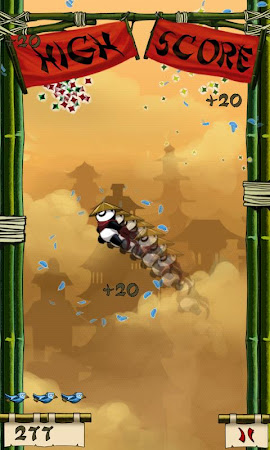 Panda Jump 1.1.7 screenshot 9243
