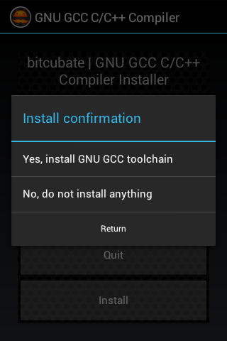 Gcc C C Fortran Compiler Android Apps On Google Play